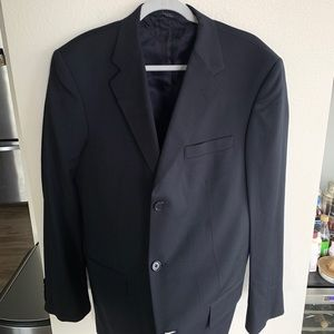 42L Brooks Brothers Super 110s Worsted Wool Jacket